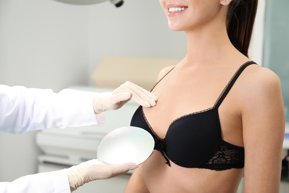 Saline and Silicone Gel Implants